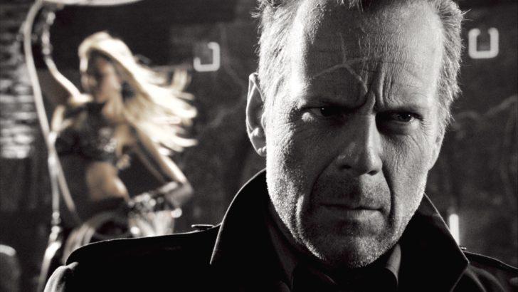 Un héroe en blanco y negro: Sin City