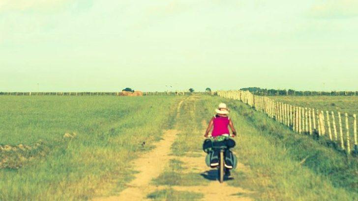 El viaje de la vida desde una bicicleta: un ejercicio para la libertad