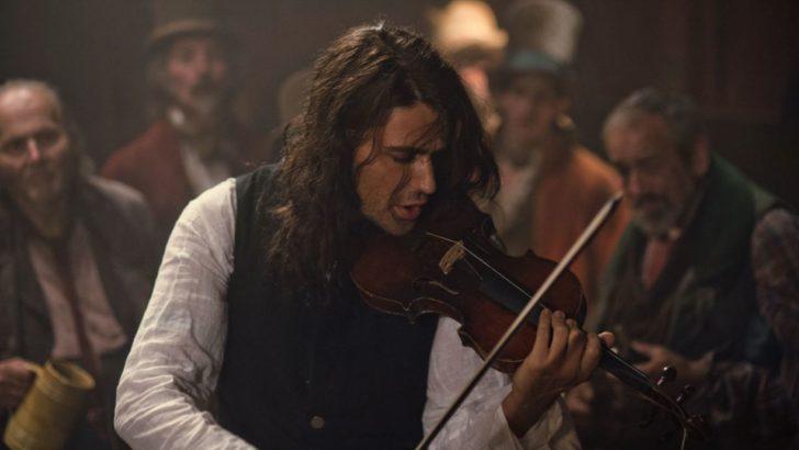 El violinista de Diablo