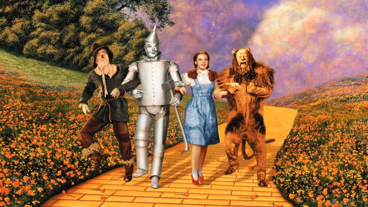 Hablando de felicidad: en busca del mago de Oz