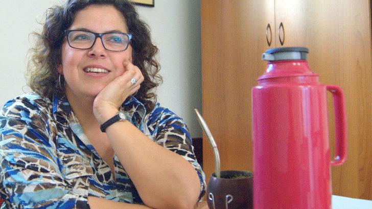 """""""El cambio es micropolítico"""": Gabriela Etcheverry"""