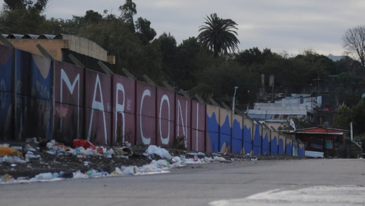 Asonar en el barrio Marconi: opinión(es) disparada(s)
