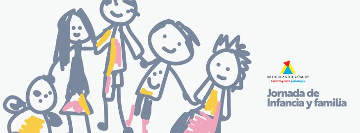 Jornada de Infancia y Familia (ciclo de talleres): ¡inscripciones abiertas!